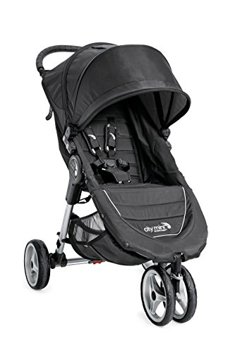 Baby Jogger City Mini Stroller - 2016 | Compact, Lightweight Stroller | Quick Fold Baby Stroller