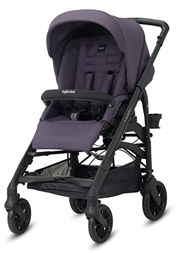 Inglesina Trilogy City Stroller, Stone Gray