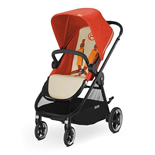 CYBEX Iris M-Air Baby Stroller, Autumn Gold