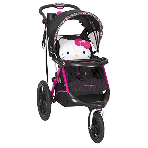 Baby Trend Hello Kitty Calypso Jogger, Pinwheel