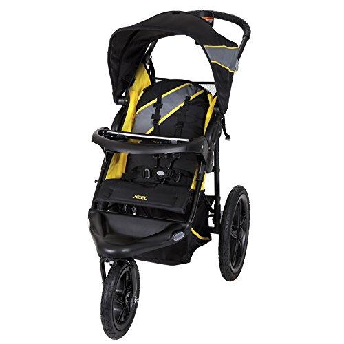Baby Trend Xcel Jogger Stroller, Lemon Zest