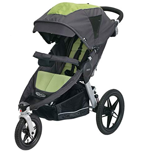 Graco Relay Click Connect Performance Jogger, Lynx