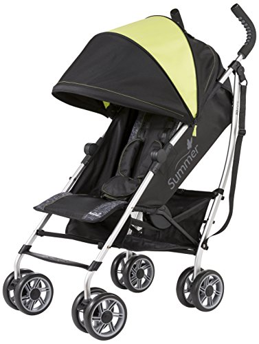Summer 3Dzyre Convenience Stroller, Lime Punch
