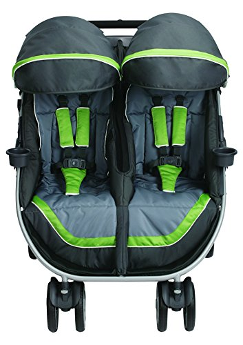 Graco Fastaction Fold Duo Click Connect Stroller, Piazza