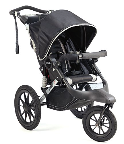 Kolcraft Sprint X Jogging Stroller, Black
