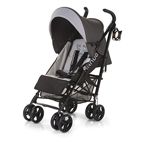 Jané Nanuq Lightweight Stroller - Shadow