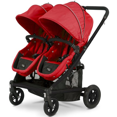Spark Duo Stroller Color: Strawberry