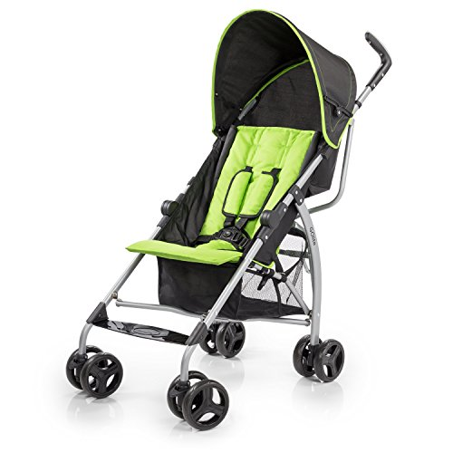 Summer GoLite Convenience Stroller, Go Green Go