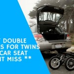 Best Baby Double Strollers For Twins With Car Seat