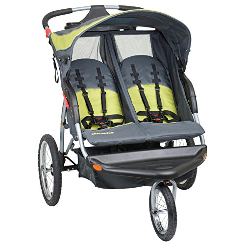 Baby Trend Expedition Double Jogger Stroller- Best Double Jogging Stroller