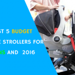 BEST 5 BUDGET DOUBLE STROLLERS FOR TWINS 2016