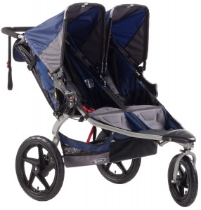 BOB Revolution SE Duallie Stroller - best 5 baby double stroller for twins with car seats 2016