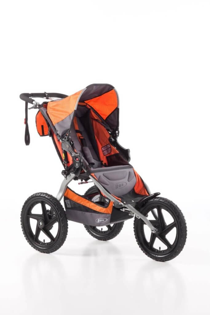 BOB Sport Utility Single Stroller-BEST 5 SINGLE JOGGING STROLLERS UNDER 400$ 2016