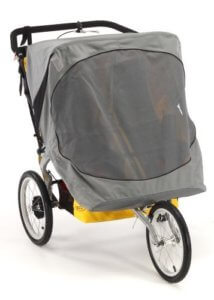 BOB Sun Shield For Duallie Sport Utility Strollers by BOB-Best 5 Budget Double Jogging Strollers Value For The Money 2016