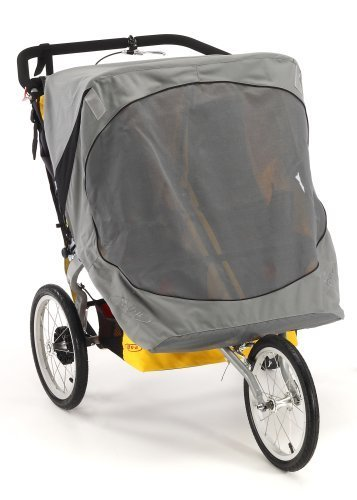 BOB Sun Shield For Duallie Sport Utility Strollers by BOB