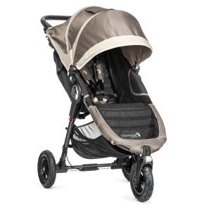 Baby Jogger 2014 City Mini GT Single Stroller Sand Stone- best single jogging stroller under $300 for park running