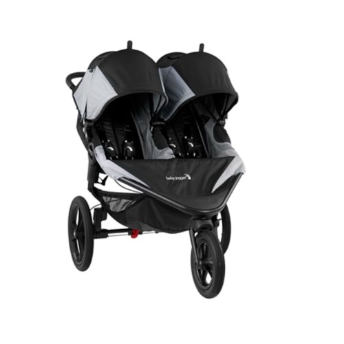 Baby Jogger Summit X3 Double - 5 Best Side-by-Side Strollers For twins 2016