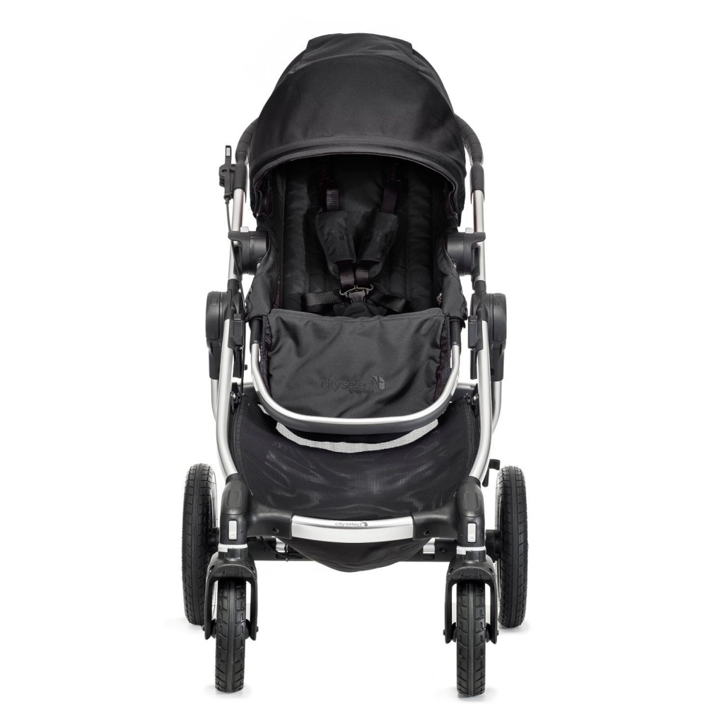 Baby Jogger City Select - THE 5 EASIEST DOUBLE STROLLERS TO PUSH AND STEER with one hand 2016