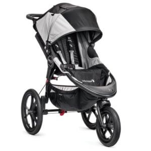 Baby Jogger Summit X3 Single Stroller-BEST 5 SINGLE JOGGING STROLLERS UNDER 400$ 2016
