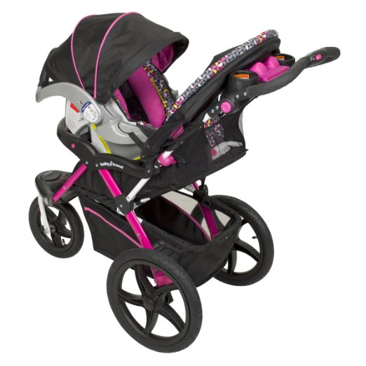 Baby Trend Hello Kitty Calypso Jogger - The Best 5 Single Jogging Strollers Under $250 In 2016
