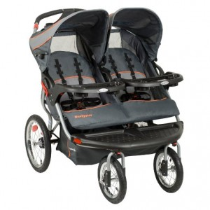 Baby Trend Navigator Double Jogger Stroller-5 Best Baby Strollers For Twins With Car Seat 2016