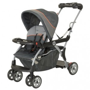 Baby Trend Sit N Stand DX Stroller- BEST 5 VALUE TANDEM DOUBLE STROLLERS ON A $300 BUDGET 2016 Infant and toddler