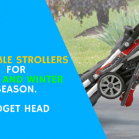 Best 5 Double Strollers For Snow And Winter Season 2016