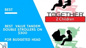 Best Value Tandem Double Strollers On $300 Budget And Cheap