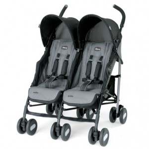 Chicco Echo Twin - Best Car Seat Strollers for Twins 2016