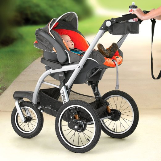 Chicco TRE Performance Jogging Stroller - Best Single Jogging Stroller under $300 for running