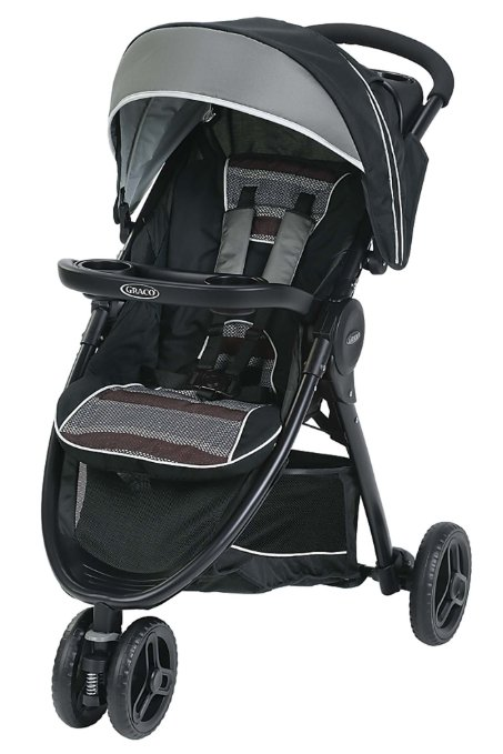 Graco FastAction Sport LX Stroller, Banner review