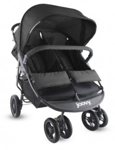 JOOVY Scooter X2 Double Stroller - 5 Best Baby Strollers For Twins With Car Seat 2016