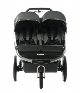 THULE Urban Glide 2 Stroller review - BEST 5 DOUBLE STROLLERS WITH OPTIONAL BASSINETS IN 2016