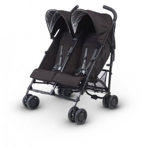 UPPAbaby 2015 G-Link Stroller - THE 5 EASIEST DOUBLE STROLLERS TO PUSH AND STEER WITH ONE HAND 2016