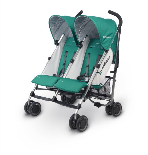 UPPAbaby G-Link Stroller - Best 5 Double Strollers For Snow And Winter Season 2016