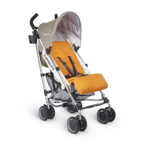 Uppababy GLuxe Stroller - best light weight stroller for newborn ,infant ,travel system