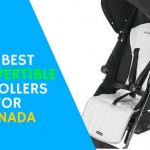 5 Best Convertible Strollers Canada