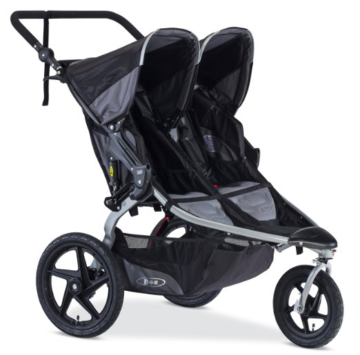 BOB 2016 Revolution FLEX Duallie Stroller - Best Double Jogging Stroller