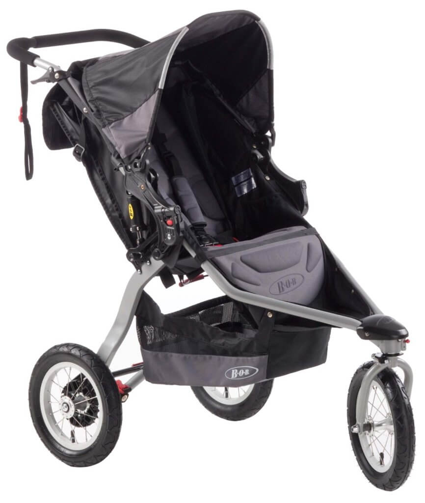 BOB Revolution CE Stroller - Best Convertible Strollers Canada 2016
