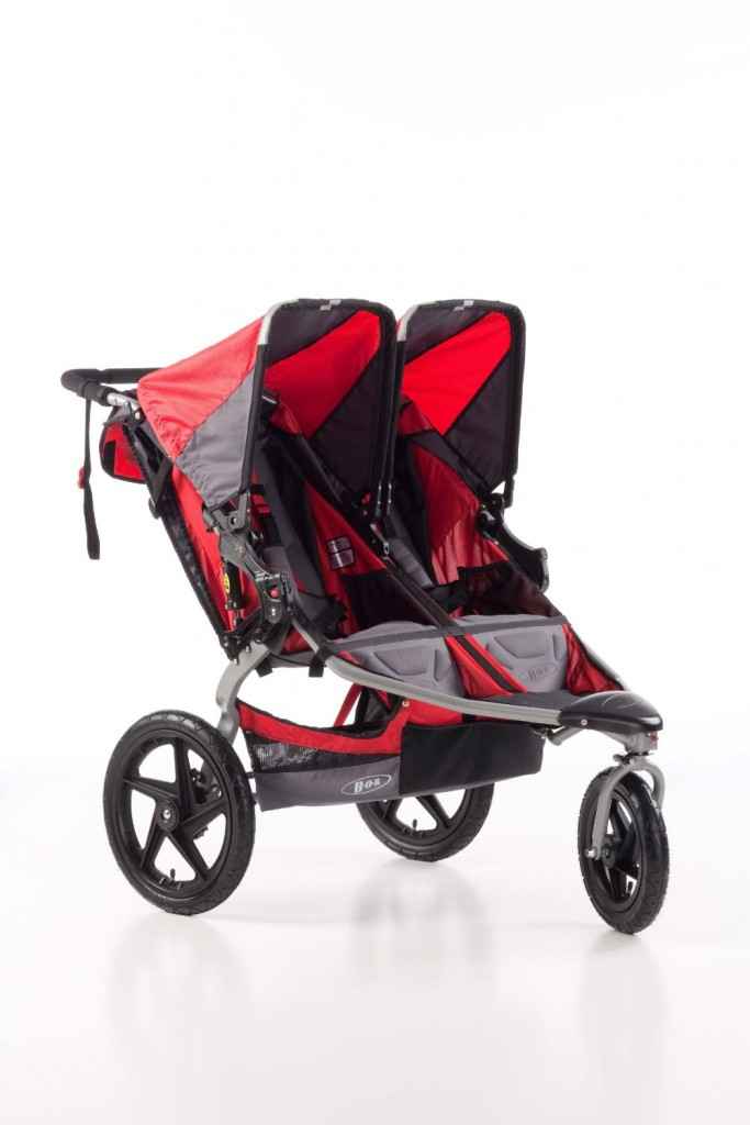 BOB Revolution SE Duallie Stroller Best Baby Strollers For Twins With Car Seat 2016