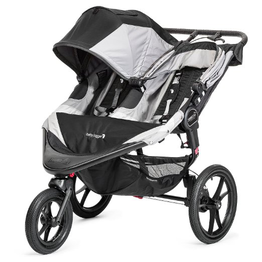 Baby Jogger 2016 Summit X3 Double Stroller-5 Best Double Jogging Strollers For Canada And Nyc 2016