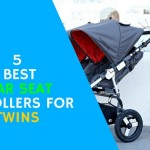 Best Car Seat Strollers for Twins 2016