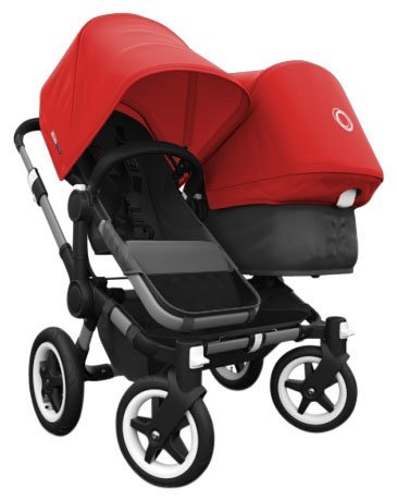 Bugaboo Donkey Complete Duo Stroller - Best Double Jogging Strollers For Canada And Nyc 2016