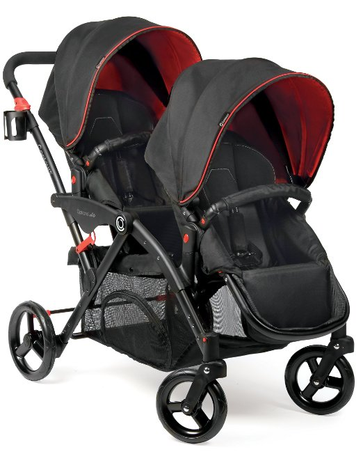 Contours Options Elite Tandem Stroller - 5 Best Tandem Double Strollers General Purpose 2016