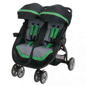 Graco FastAction Fold Duo Click Connect Stroller - 5 Best Baby Strollers For Twins With Car Seat 2016