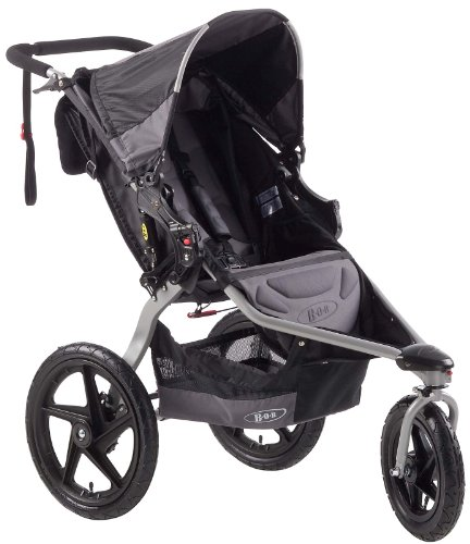bob revolution se single stroller review - best jogging stroller