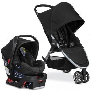 Britax B Agile - Best Lightweight Stroller