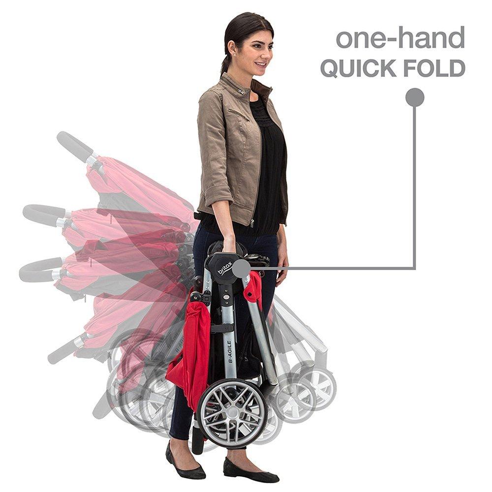 Britax B Agile lightweight strollers - Best Lightweight Stroller
