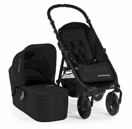 Bumbleride Indie 4 Urban All Terrain Stroller with Bassinet - best lightweight stroller