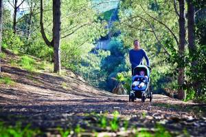 Bumbleride Indie 4 Urban All Terrain Strollers with Bassinet - best lightweight stroller